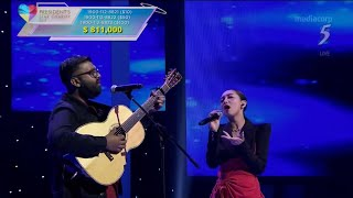 Tien Chong, Shak - Shallow (from A Star Is Born) | President's Star Charity 2019