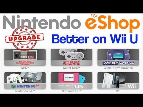 Download Wii Virtual Console Collection Video 3GP Mp4 FLV HD Mp3