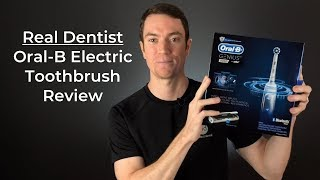 Oral-B Genius 9000 Electric Toothbrush - Dentist Review & Unboxing
