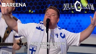 RIVELUTION - ylistyslaulu Huuhkajien menolle just nyt!