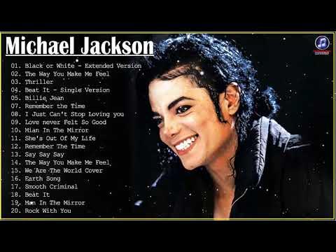 Michael Jackson Grandes éxitos mejores canciones Michael Jackson álbum completo
