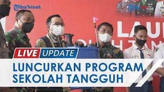 Setelah Resmikan Masjid Tangguh Covid-19, Bupati Pamekasan Launching Sekolah Tangguh Covid-19