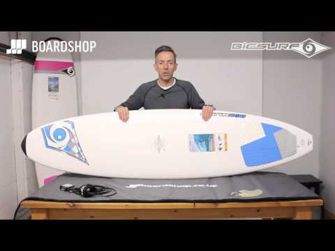 Bic DURA TEC Mini Malibu 7'3 Surfboard Review