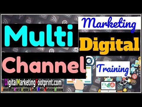 Multichannel Digital Marketing Strategy - Digital Marketing Training ...
