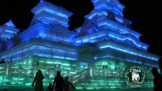 Video : China : The Harbin 哈尔滨 Snow and Ice Festival plus skiing at Yabuli 亚布力