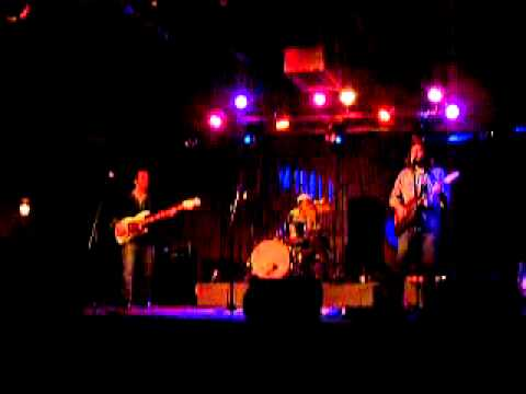 """The Backburners playing """"Window"""" @ The Blind Tiger 11/2/11"""