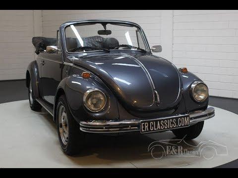 Video of 1974 Volkswagen Beetle located in Waalwijk Noord-Brabant - QC3W