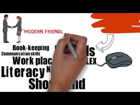 Administration, Legal Secretary & Office Skills courses at MidKent ...