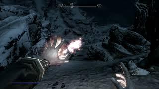 скайрим квест убить дракона на горе антор лумагра