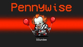 PENNYWISE Mod in Among Us