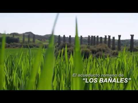 El acueducto de Los Bañales: restitución estructural (II) (3D Scanner para el Ayuntamiento de Biota)