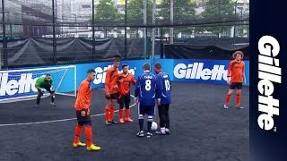 Best 5-A-Side Footballers In The UK | Gillette Flexball Cup Final 2015