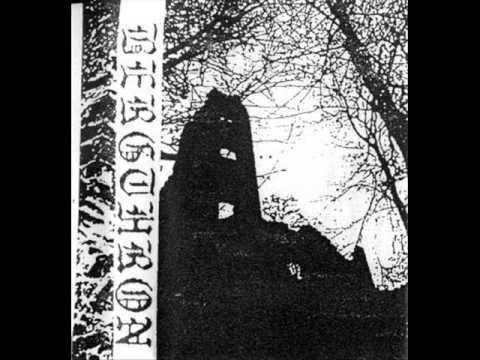 Bergthron - Durch den Nebel der Finsternis (1995) (Black Metal Germany) [Full Demo]