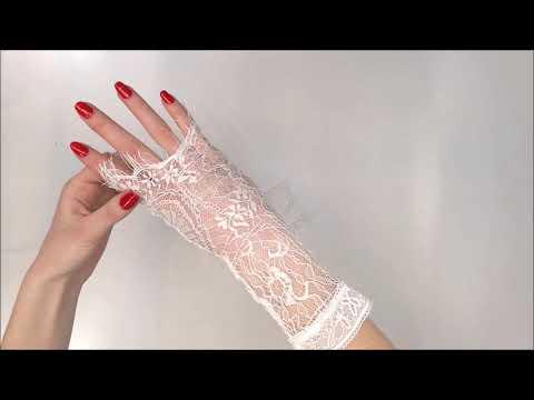 Dámské rukavičky Leela  - LivCo CORSETTI FASHION