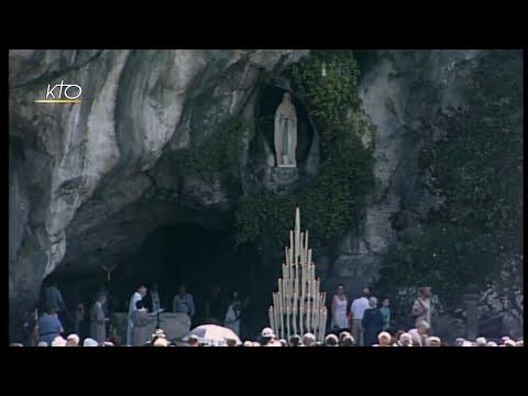 Chapelet à Lourdes du 15 septembre 2019