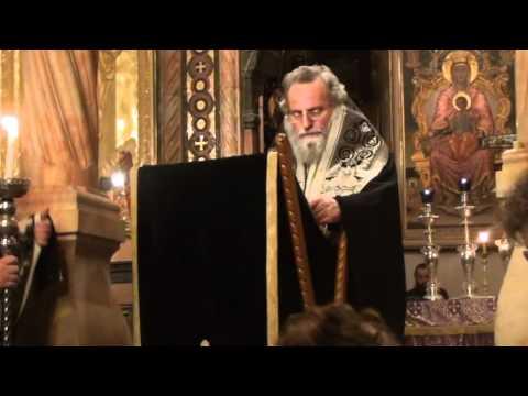 من القيامة - خدمة الاناجيل المقدسة يوم الخميس المقدس