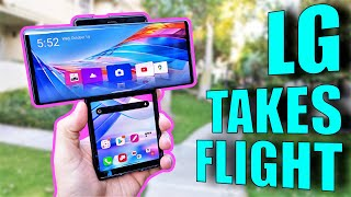 LG Wing 5G Review: The most fun I've had this year!