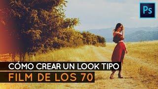 Cómo crear un look tipo Film de los 70