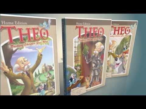 Theo Vol 1: Gods Love DVD movie- trailer