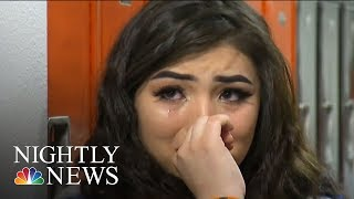 Survivors of a New Mexico school shooting share Parkland's pain | NBC Nightly News