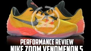 Nike Zoom Venomenon 5 Performance Review