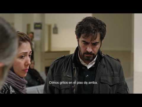EL VIAJANTE (The Salesman) - La película iraní nominada al Oscar - Entrevista con su director Asghar Farhadi