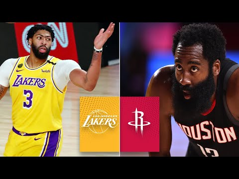 Los Angeles Lakers vs. Houston Rockets [FULL HIGHLIGHTS] | 2019-20 NBA Highlights
