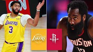 Los Angeles Lakers vs. Houston Rockets [FULL HIGHLIGHTS] | 2019-20 NBA Highlights
