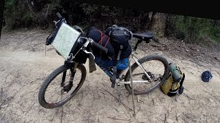 Bicycle Touring Off Road Equipment Tips