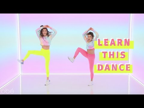 20-Minute Hip-Hop Dance Class | LEARN A DANCE WITH ME!