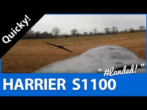 not-landing-the-reptile-harrier-s1100-preview-episode