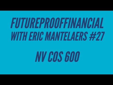 FutureProofFinancial with Eric Mantelaers #27