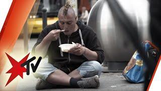 Obdachlose Jugendliche: Leben Auf Der Straße   Die Reportage Mit Ilka Bessin | Stern TV