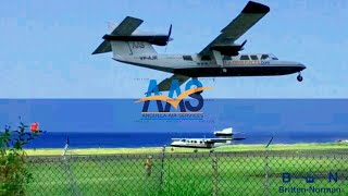 RARE | Britten Norman BN-2A Trislander | Anguilla Air Services