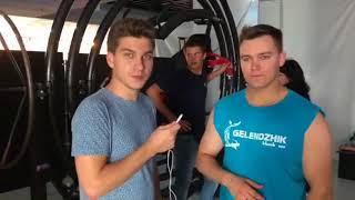 Космическая выставка в Ярославле: центрифуга