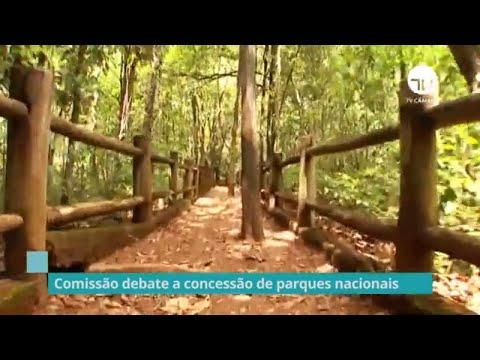 Comissão debate concessão de parques nacionais - 01/07/21