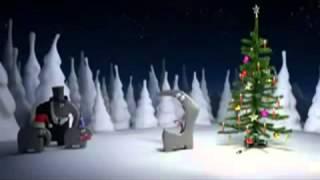новогодний мультик. юмор
