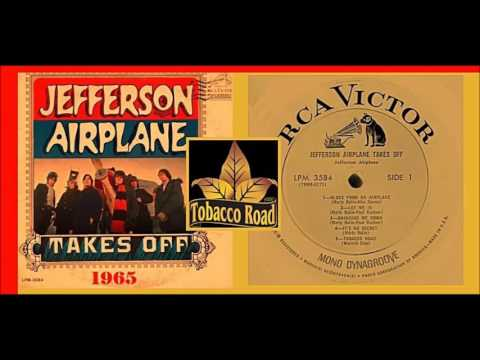 Jefferson Airplane - Tobacco Road (Vinyl)
