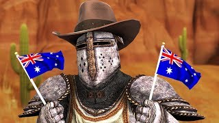 SWAGGER FULLY EMBRACES AUSSIE CULTURE
