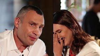 """""""Відрізняйся або помри"""": Віталій Кличко у Рандеву з Яніною Соколовою"""