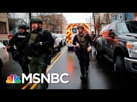 Jersey City Shooting Witness: 'There Was A Lot Of Gun Power' | Velshi & Ruhle | MSNBC