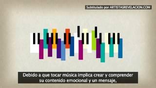 Los niños y la música