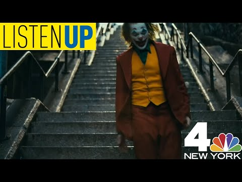 Listen Up: Fans Named Bronx Staircase 'Joker Stairs' on Google Maps   Oct. 10
