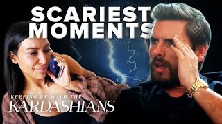 """Most Terrifying Moments On """"Keeping Up With The Kardashians"""" 