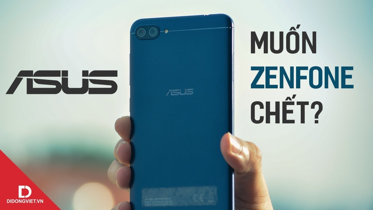 "Thay CEO, Asus có muốn Zenfone ""chết""?"