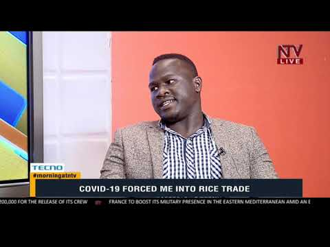 Forced into rice trade by COVID-19 | MORNING AT NTV