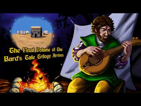 The Bard's Tale Trilogy :: The Bard's Tale III: Thief of Fate and