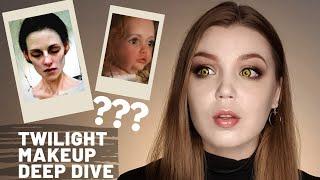 I become a Cullen | A Twilight Saga Makeup Deep Dive