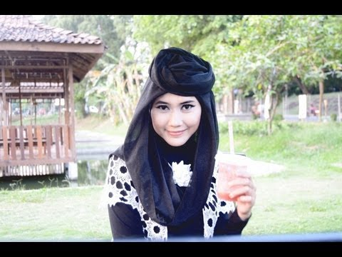 Video Tutorial Hijab Pashmina Inspired by Dian Pelangi - Part #23