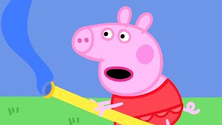 Peppa Pig English Episodes - Outdoor adventures with Peppa Pig! - #002